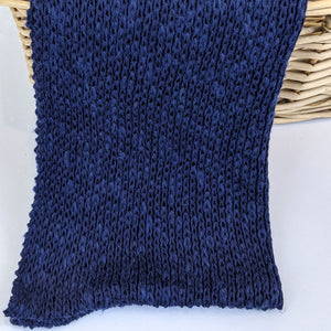 Orkney Snood - Navy