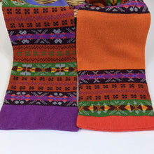 Load image into Gallery viewer, Fair Isle Pure Wool Scarf -sundance