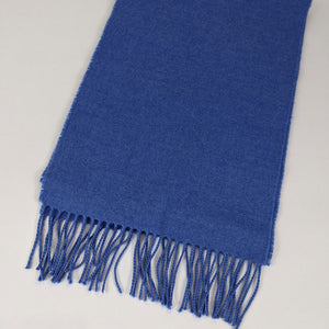 Merino Wool Scarf - Powder Blue