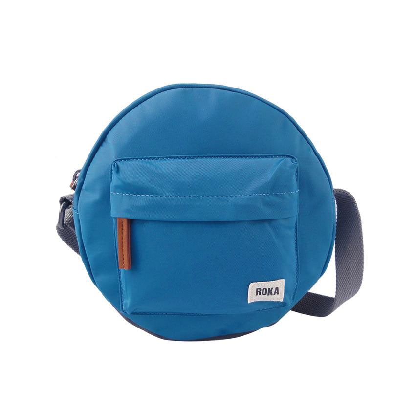 Roka Atlantic Blue Crossbody Bag