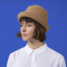 Load image into Gallery viewer, Grey Marl Clochard Hat