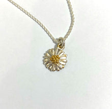 Load image into Gallery viewer, Sheena McMaster Small Daisy Pendant