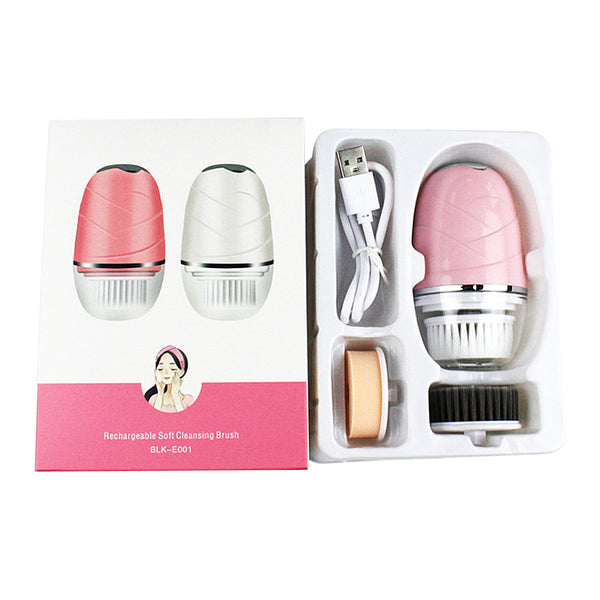 3 In 1 Electrical Face Cleansing Brush