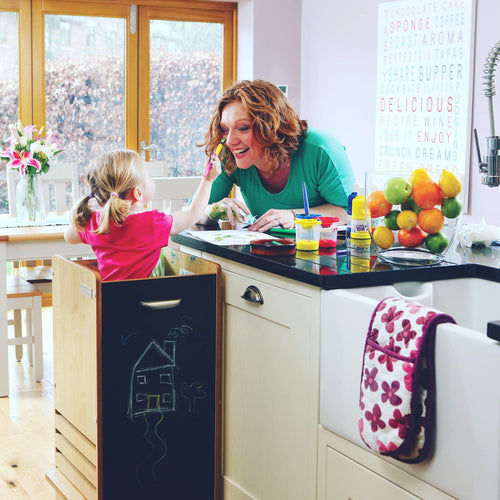 Little Helper FunPod Kitchen Stand - Blackboard