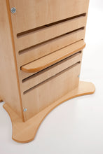 Load image into Gallery viewer, Little Helper FunPod Kitchen Stand - Maple