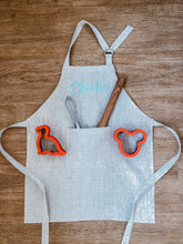 Load image into Gallery viewer, Adult Linen Aprons