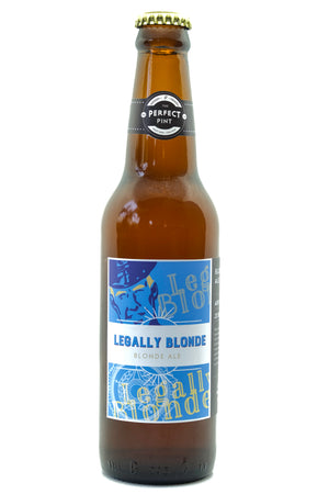 Legally Blonde - Blonde Ale (ABV 5.2%, 20 IBU)