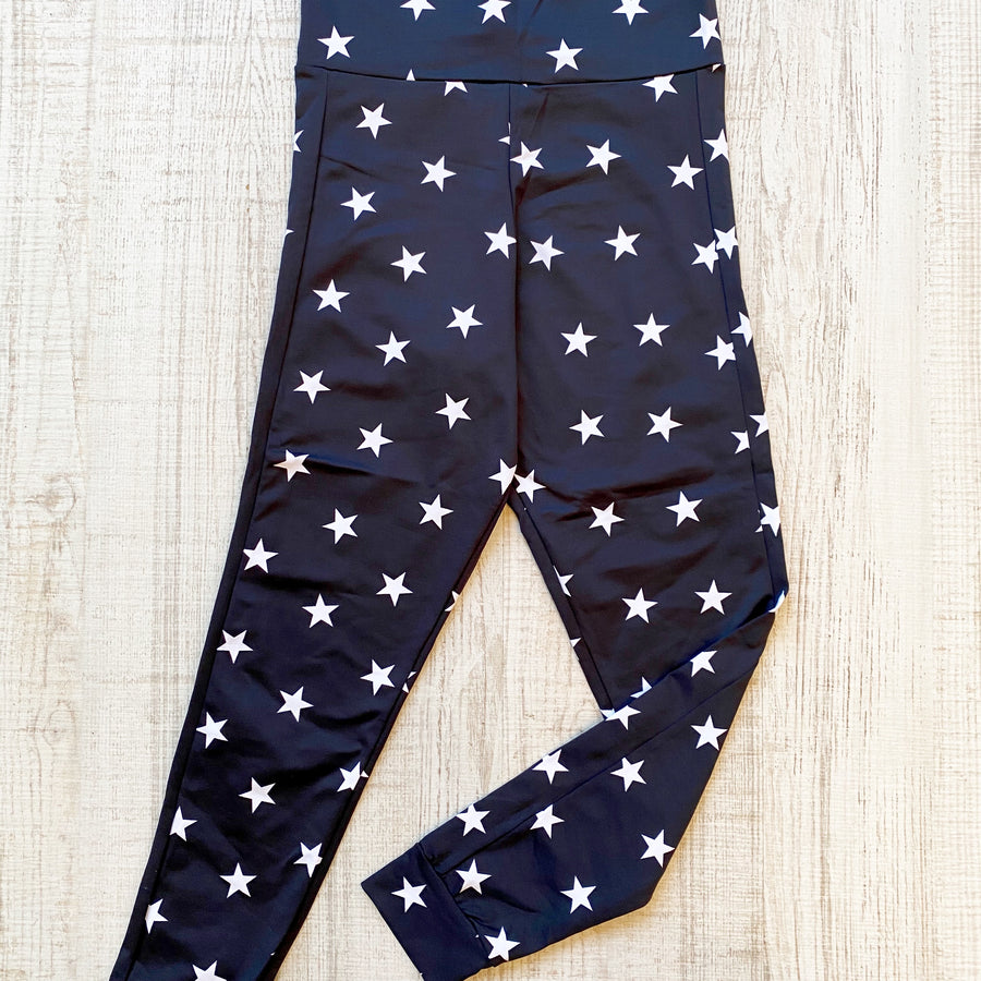Legging Stars Night