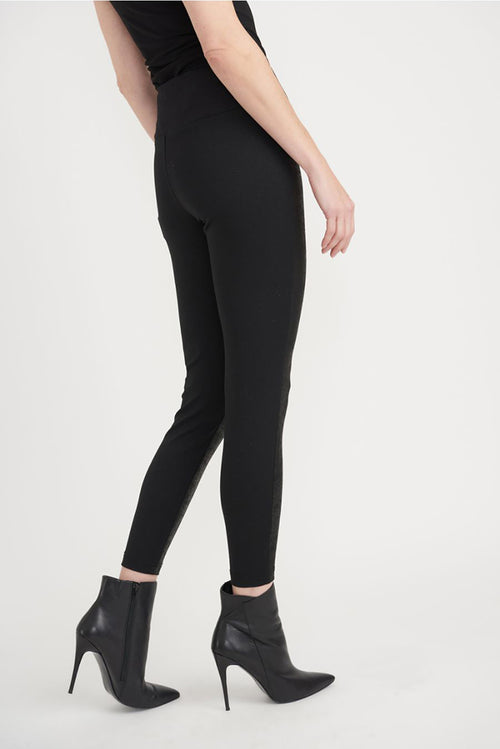 Black Embellished Legging