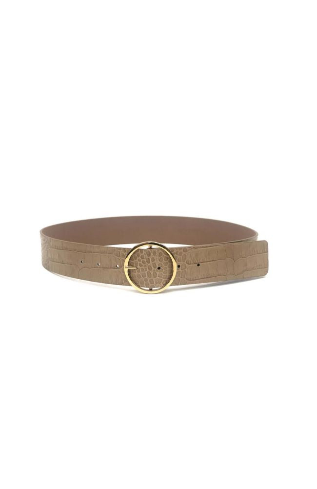 Molly Croco Belt