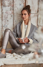 Freya Legging in Blush