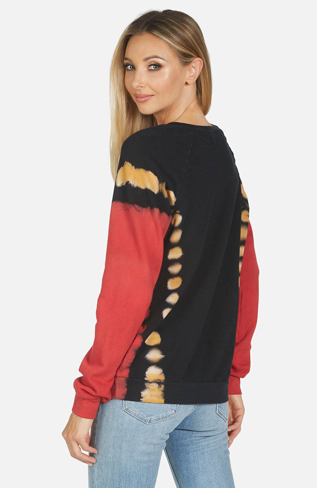 Noleta Tiger Tongue Pullover