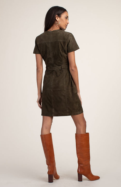 Penny Dress in Peat