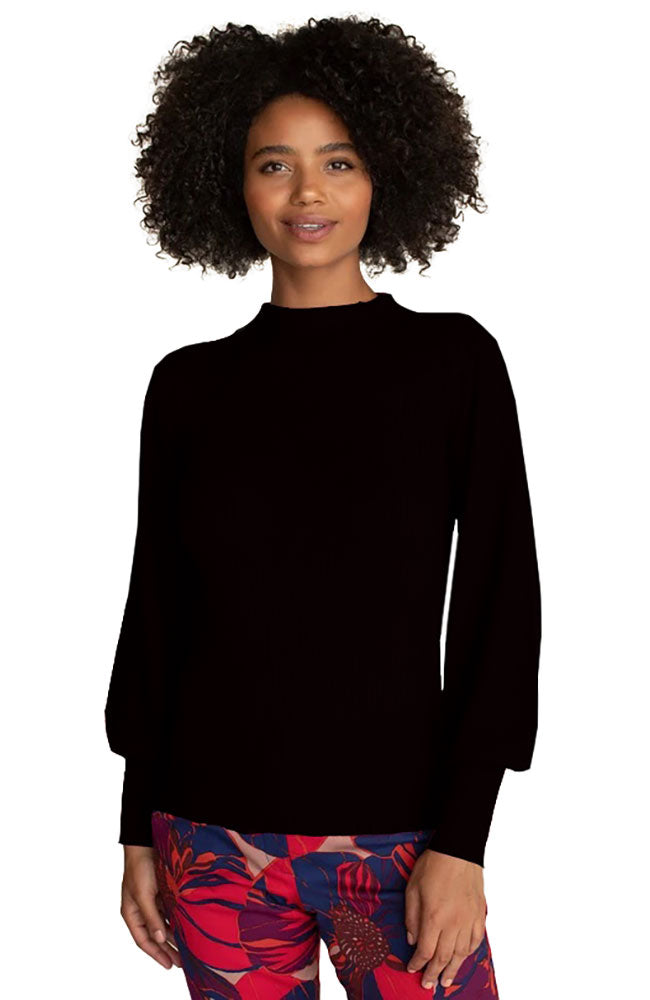 Tom Collins Sweater in Black
