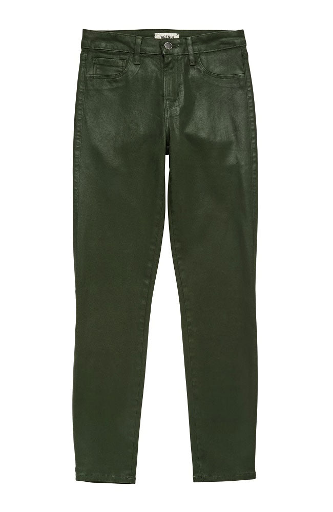 Margot H/R Skinny in Army