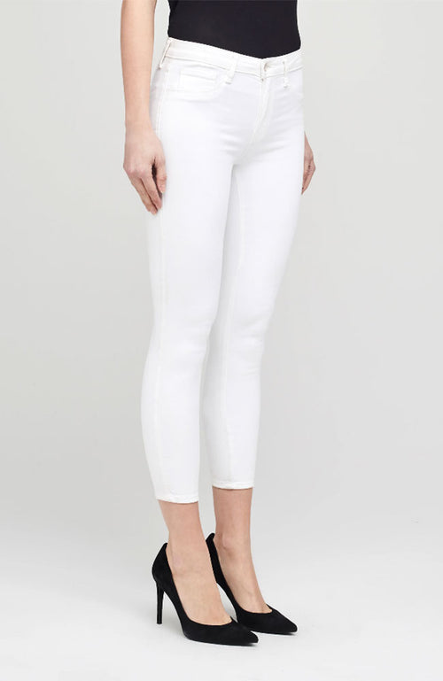 Margot High Rise in Blanc