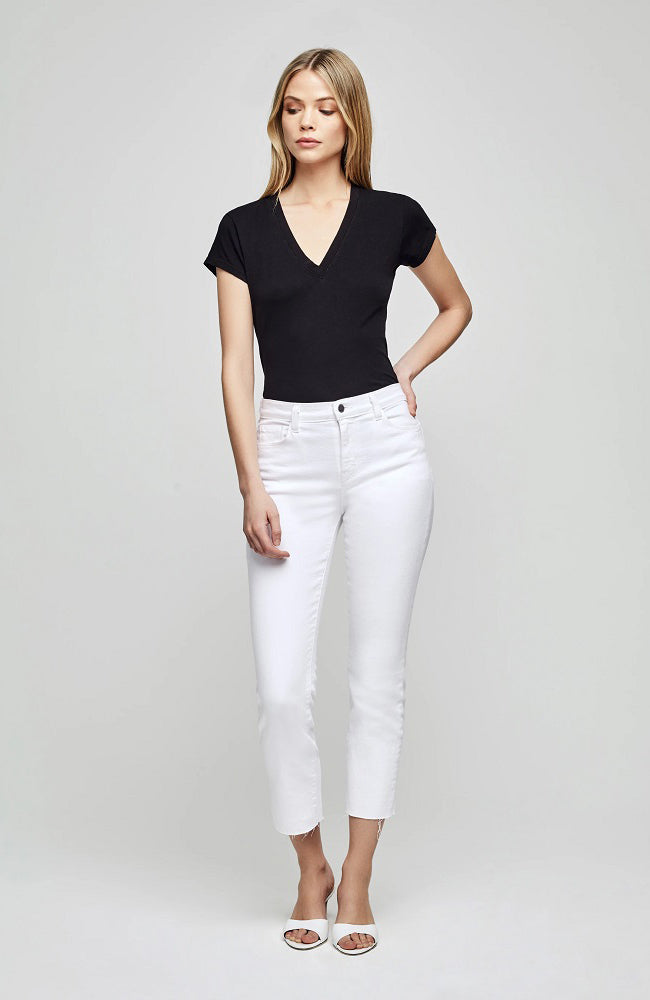 Sada HighRise Crop Slim