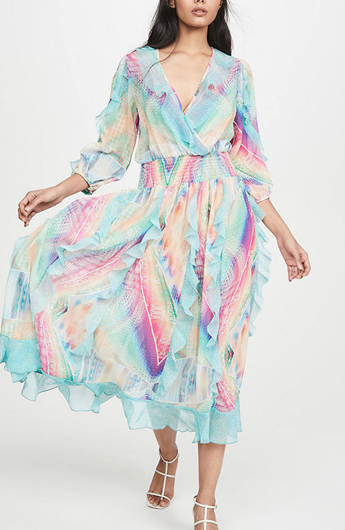 Kate Desert Dress Kaleidoscope