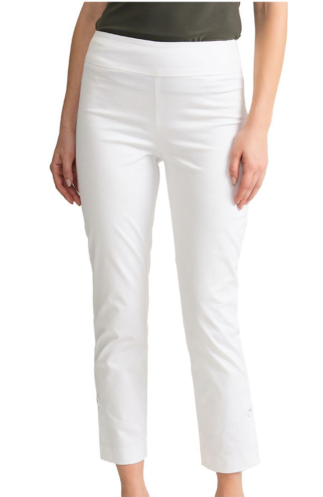 White Pant W/ Buttons  Bottom