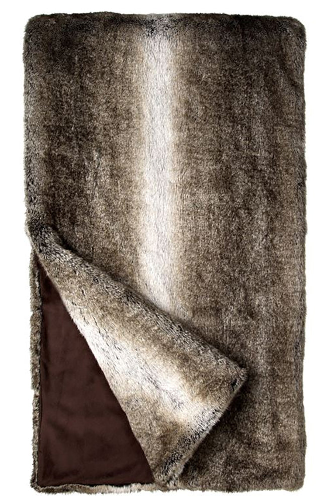 Signature Series Faux Throw