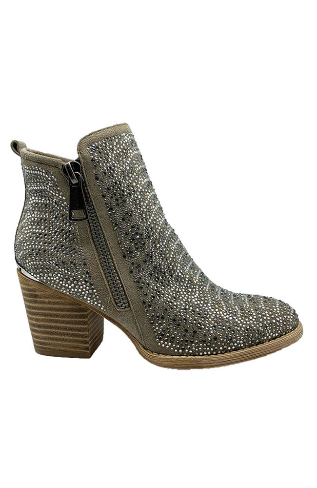 Crosta Taupe Bootie