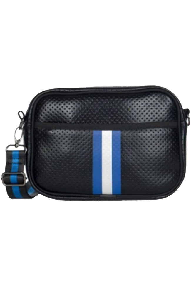 Drew Electric Cross Black w/Blue and Silver Stripe
