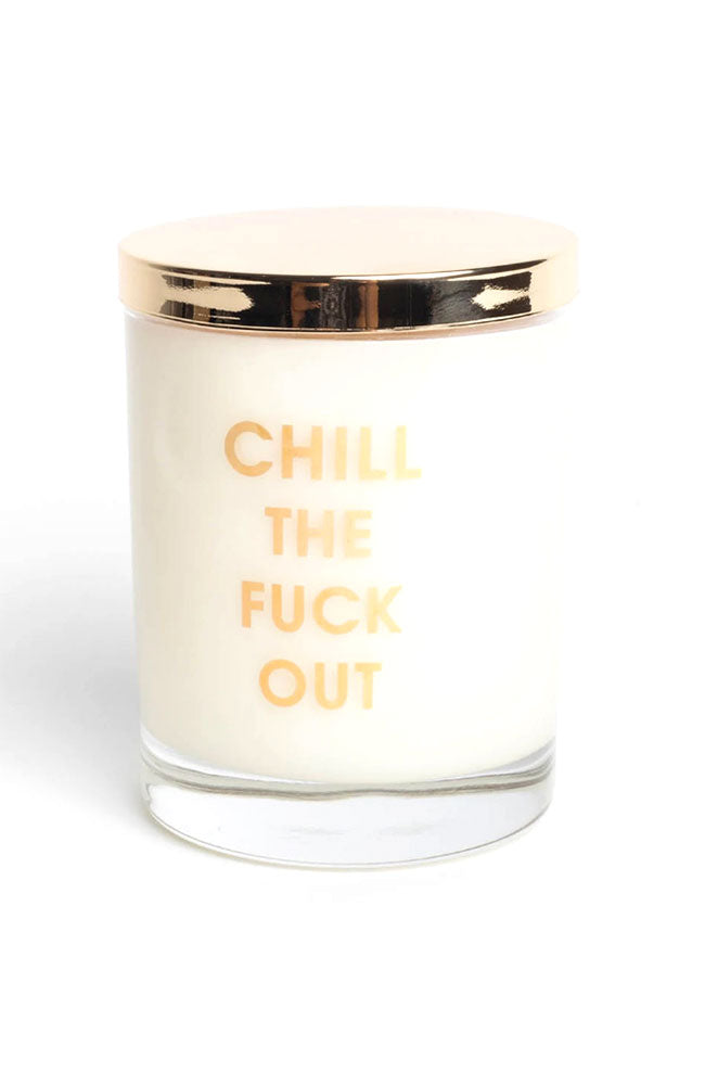 Chill Out Candle