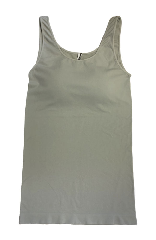 Bra Friendly Scoop NeckTank