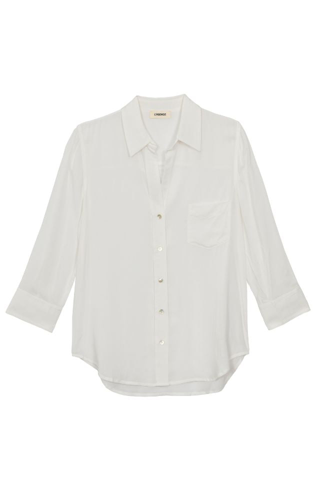 Ryan Blouse in Ivory