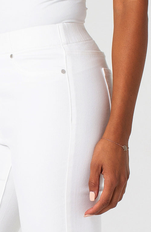 "Chloe Cropped Roll Cuff 25"" Inseam"