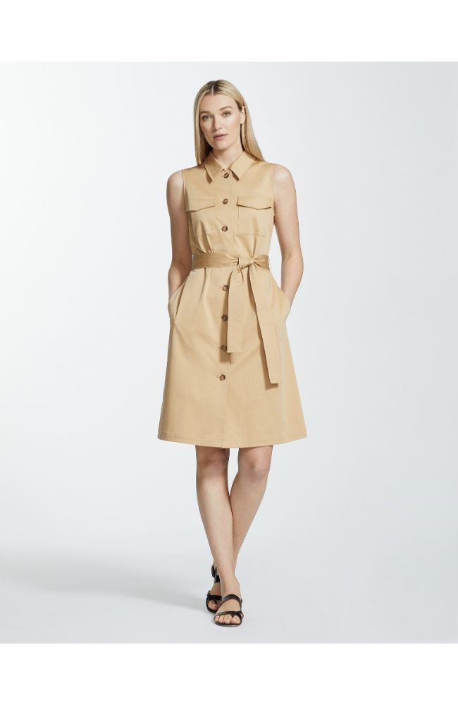 Sonny Dress Honeynut