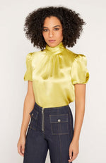 Justine Top in Limoncello