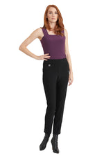 Crop Pant with Pockets