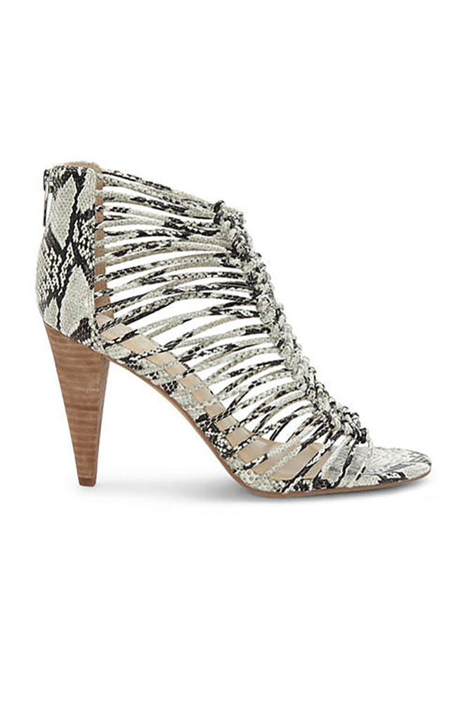 Capri Snake Shoes