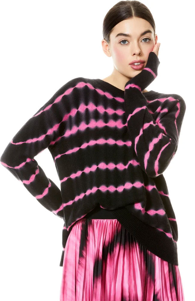 Gleeson Boxy Long Sleeve Pullover