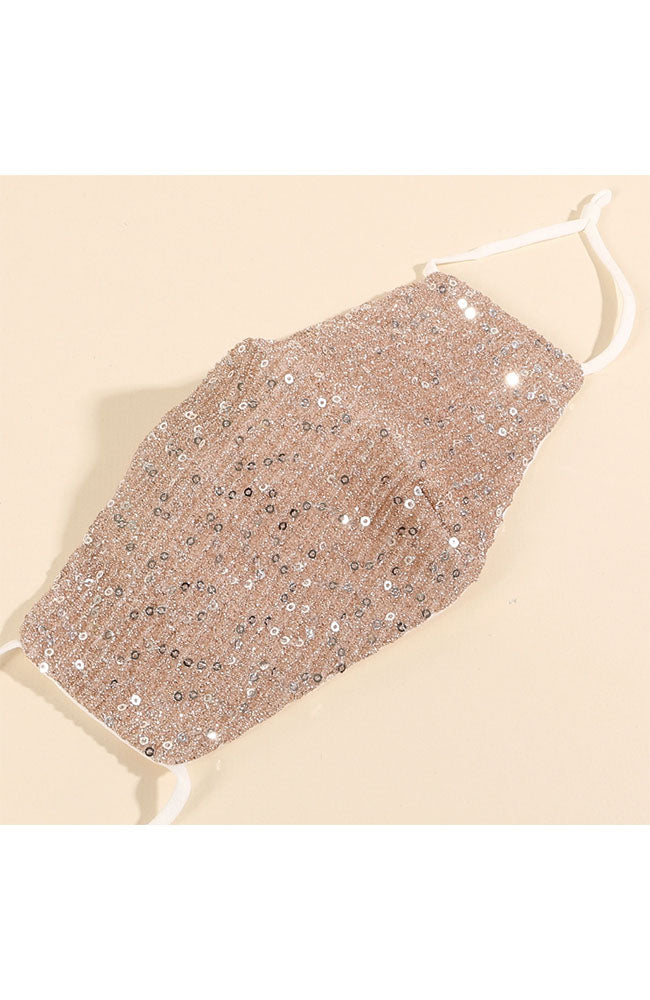 Sequin Reusable Face Masks