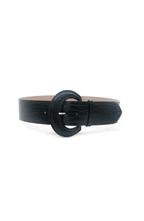 Maura Croco Belt