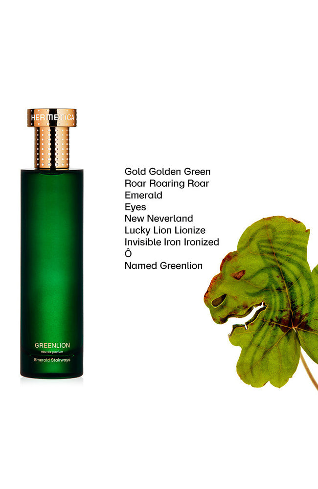 Hermetica Greenlion 100ml