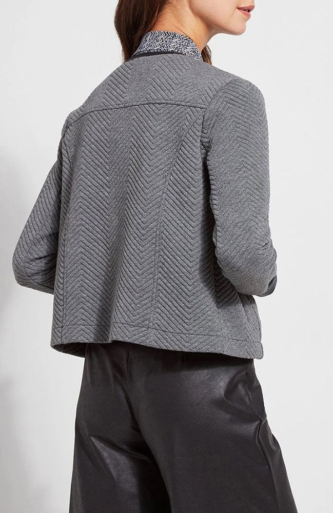 Ramona Jacket in Charcoal