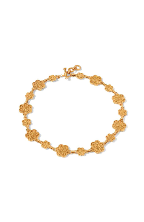 Colette Stmt Necklace Gold