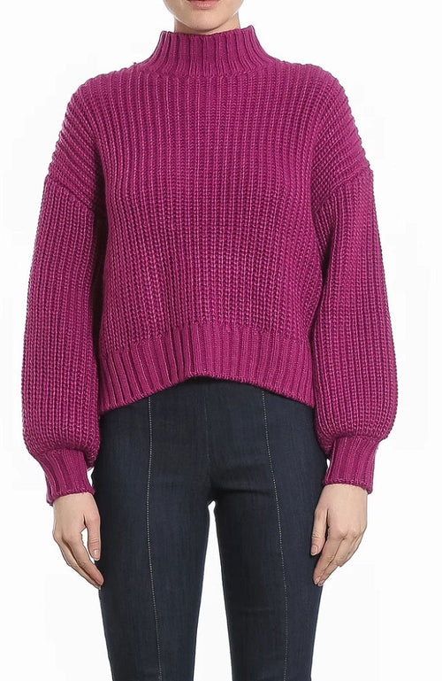 Haillee Sweater w/ Full Sleeve