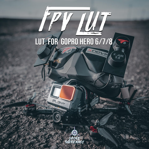 FPV LUT for GoPro Hero 6/7/8/9