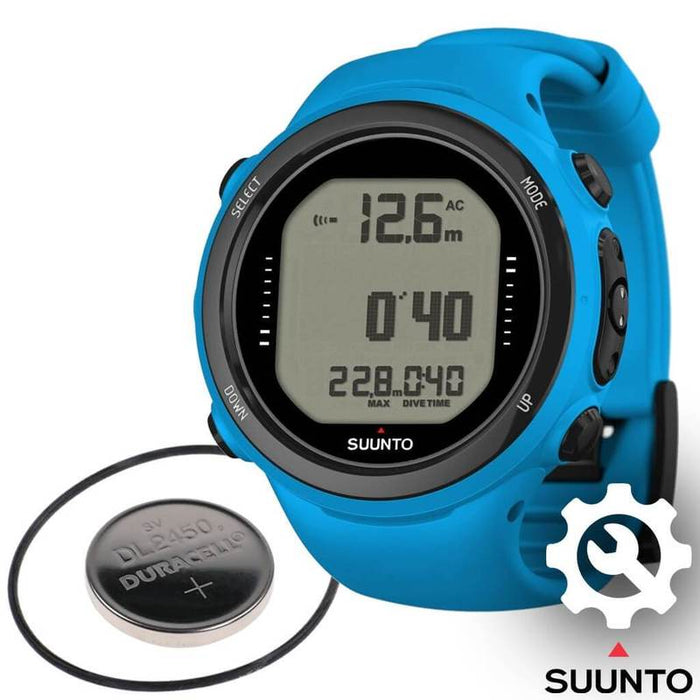 Suunto D4i Novo Dive Computer Battery Replacement