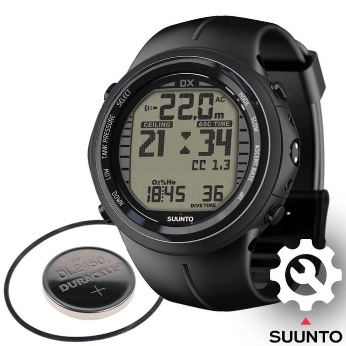 Suunto D9DX Dive Computer Battery Replacement