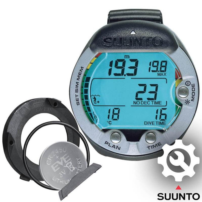 Suunto Vyper Dive Computer Battery Replacement