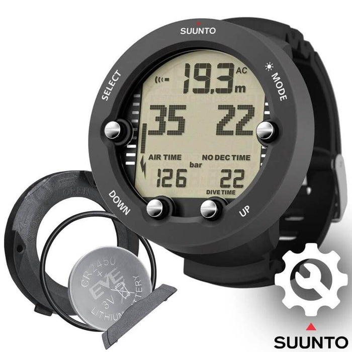 Suunto Vyper Novo Dive Computer Battery Replacement
