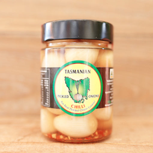 Tasmanian Chilli Pickled Onions