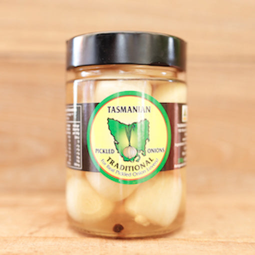 Tasmanian Traditional Pickled Onions