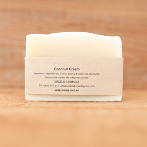 Valley Soap Coconut Cream Scent