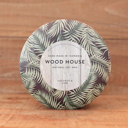 Woodhouse Scented Candle